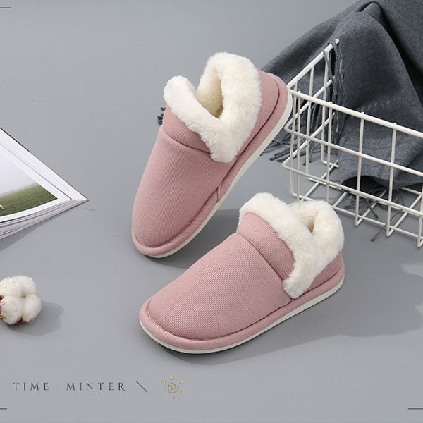 Winter Slippers for Children-Pink