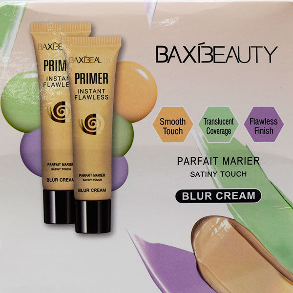 BAXI (036003) INSTANT FLAWLESS BLUR CREAM PRIMER