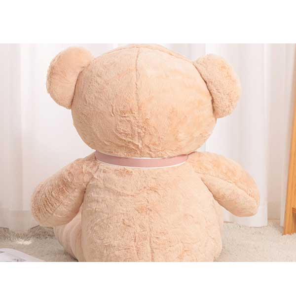 Lovely Bear with Crown Plush Doll (95cm)