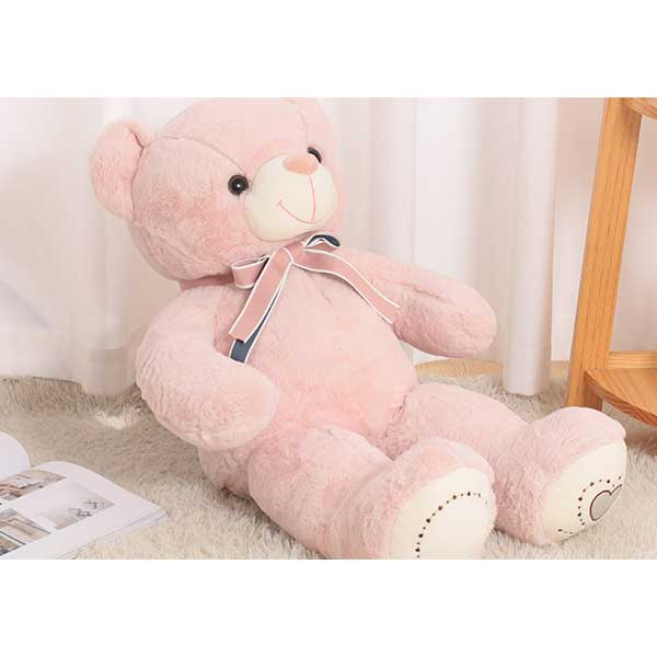 Lovely Bear with Crown Plush Doll (75cm)