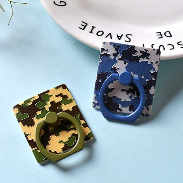 Quadrate Camouflage Ring Holder (Price For 1 Piece)