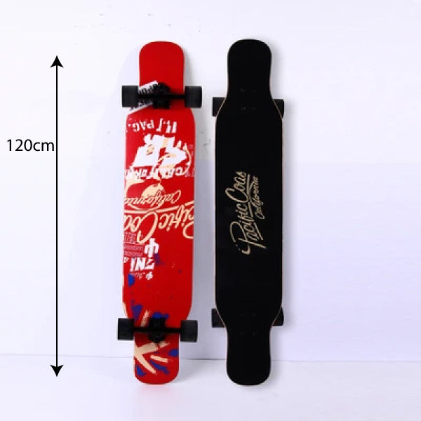 British Style Street Skate Professional Dancing Skateboard for Adults