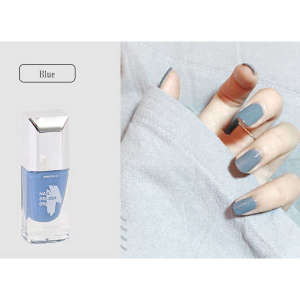 Pastel Reflections Nail Polish (Blue)