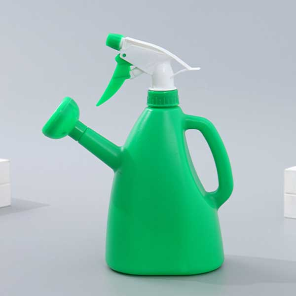 2-In-1 Watering Can with Sprayer 900ml/30.4oz.(Green)