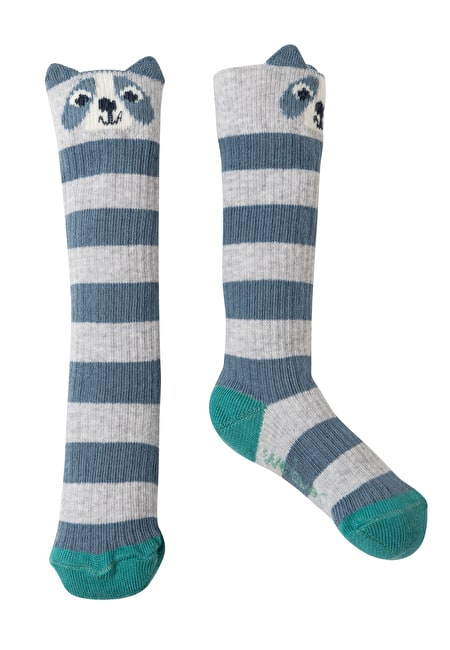 Frugi Raccoon Socks