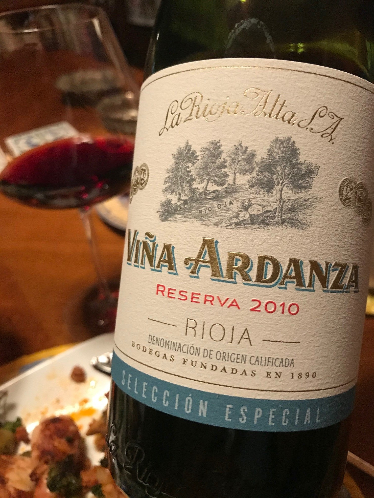 La Rioja Alta – Ancient and Modern