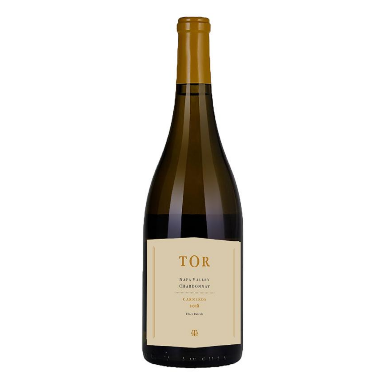 2018 Tor Wines Chardonnay Carneros USA - The Wine Connection