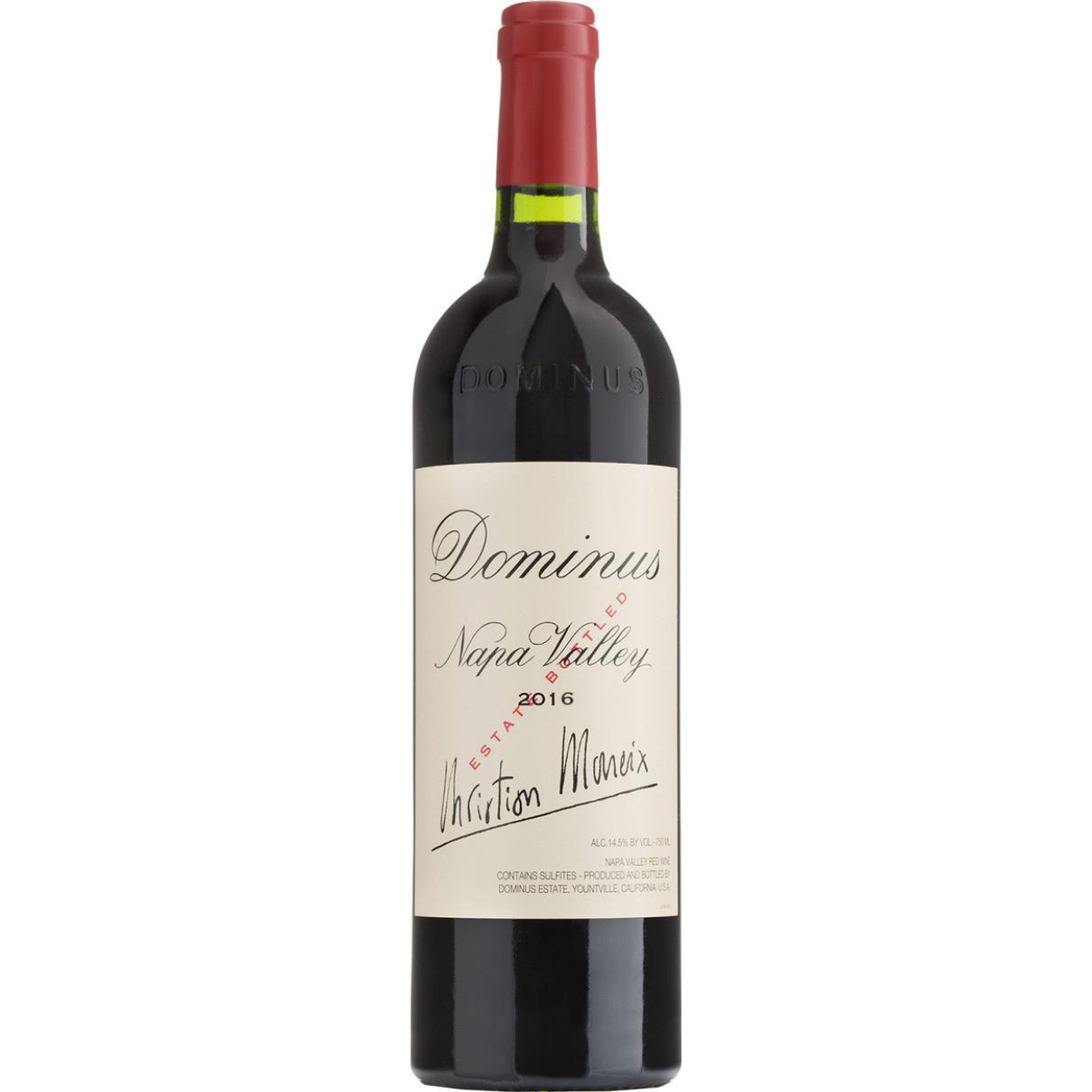 2017 Dominus Estate Christian Moueix Napa Valley USA - The Wine Connection