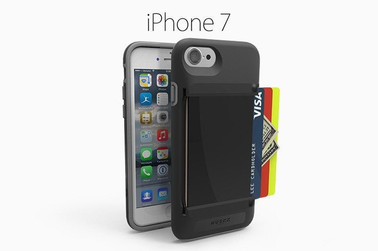 Slim iPhone 7 Wallet Case