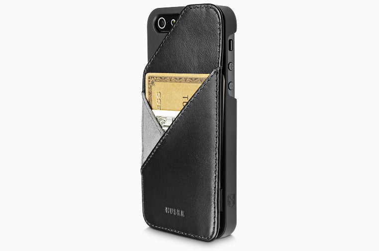 iPhone SE / 5S / 5 Wallet Case / Black