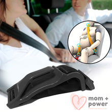 Load image into Gallery viewer, Pregnancy Seat Belt Positioner Maternity Baby Belt Design