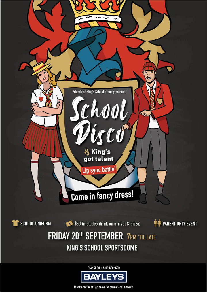 Donation - Friends' School Disco