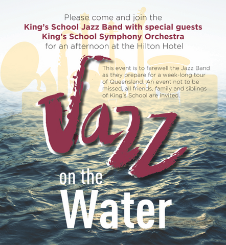 Jazz on the Water