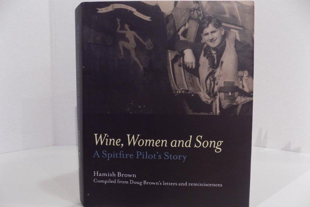 Book - Wine, Women and Song