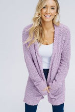 Load image into Gallery viewer, Lavender Cardigan