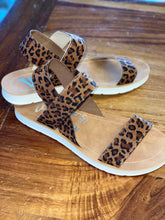 Load image into Gallery viewer, Ella Animal Print Sandal