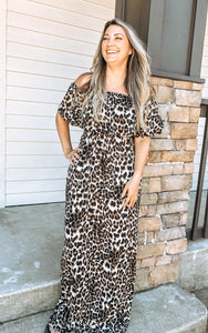 Take a walk on the WILD side maxi