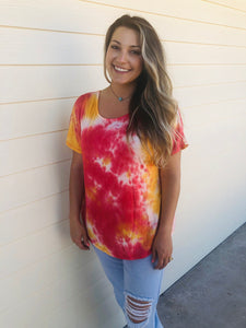 Sweet Southern Sunrise Blouse