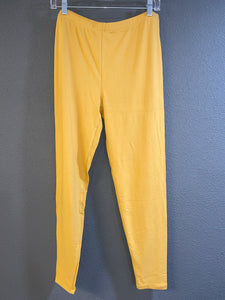 Light Mustard Leggings