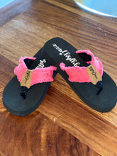 Load image into Gallery viewer, GJazz Pink Flip Flops