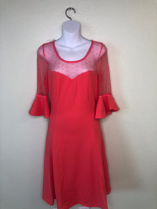 The Coral Sundress