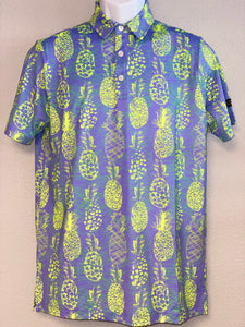 Party Pineapple Polo Unisex