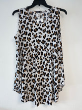 Load image into Gallery viewer, Animal Print Tank Top