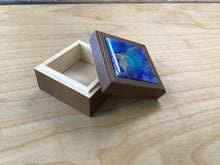 Load image into Gallery viewer, Wooden Jewelry Box