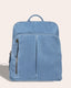 Cleveland Backpack - bay blue front
