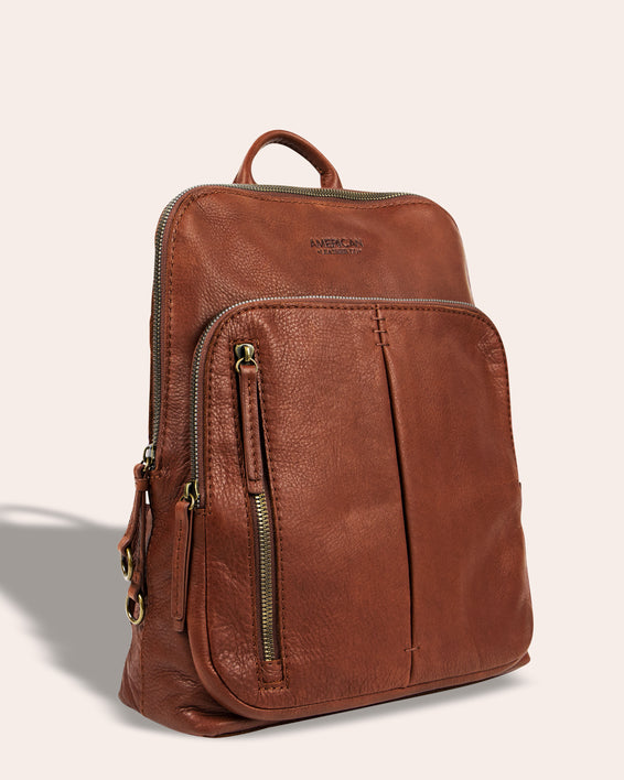 Cleveland Backpack - side angle