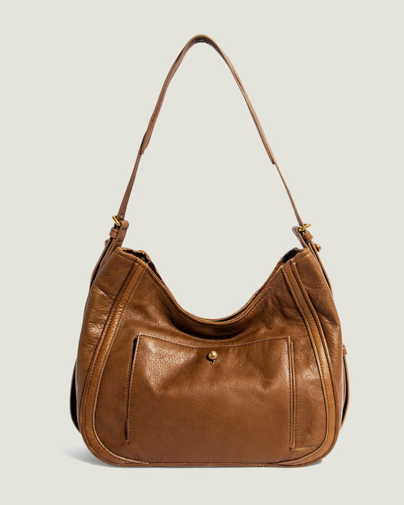 American Leather Co. Aster Shoulder Bag Luggage - front