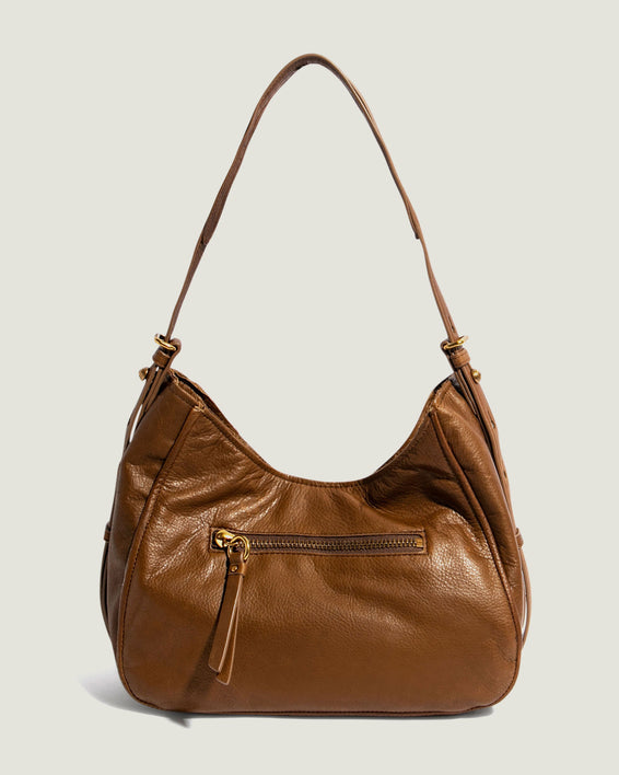 American Leather Co. Aster Shoulder Bag Luggage - back