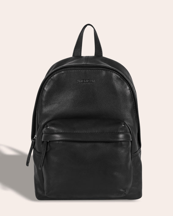 Fairfield Backpack - black front