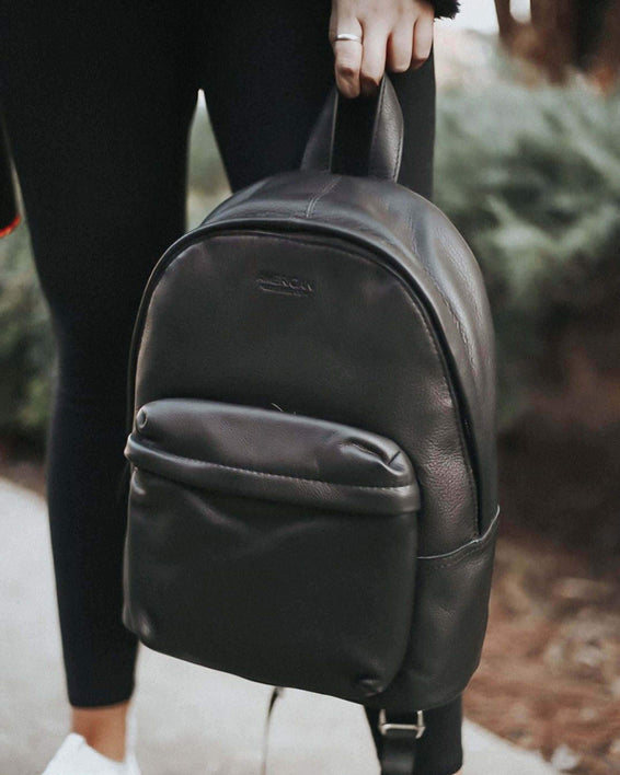 Fairfield Backpack - black lifestyle