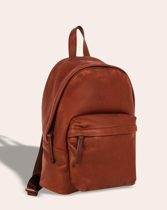 Fairfield Backpack - side angle