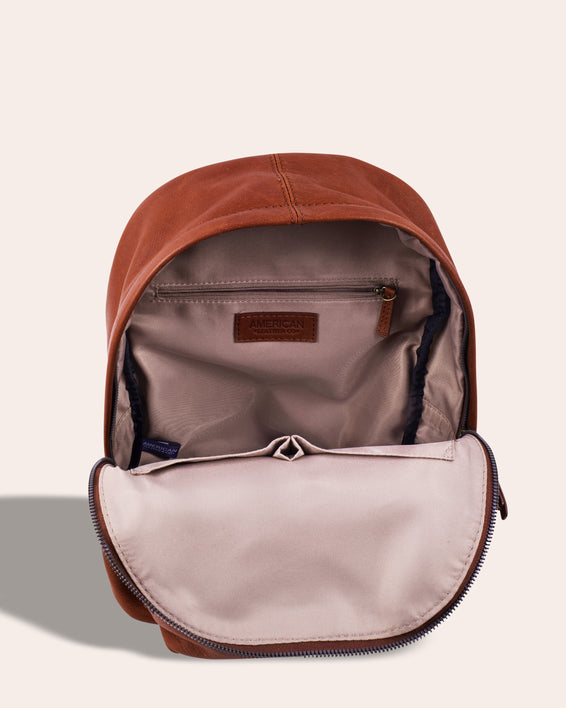Fairfield Backpack - inside