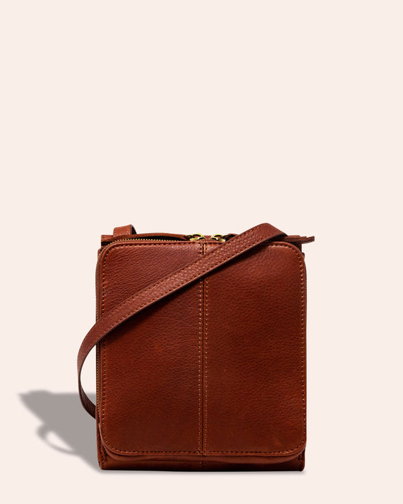 Kansas Crossbody - back