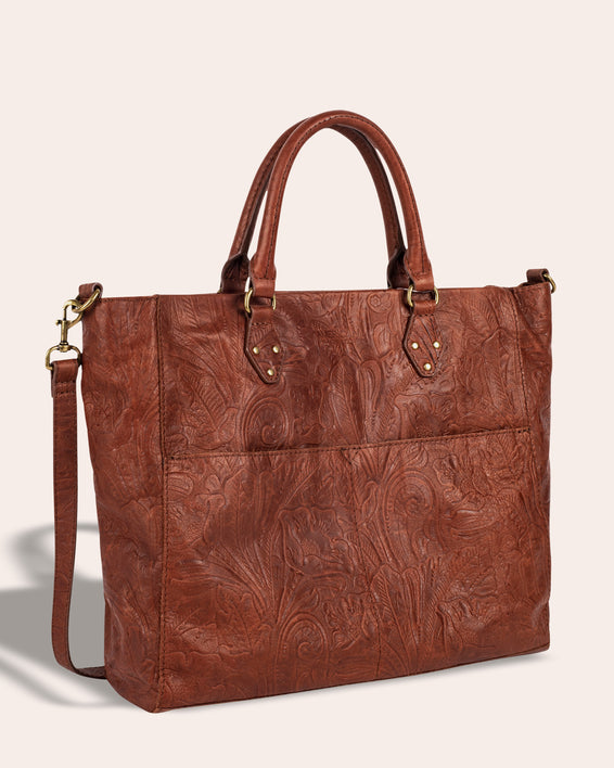 Kelly Tote - side angle