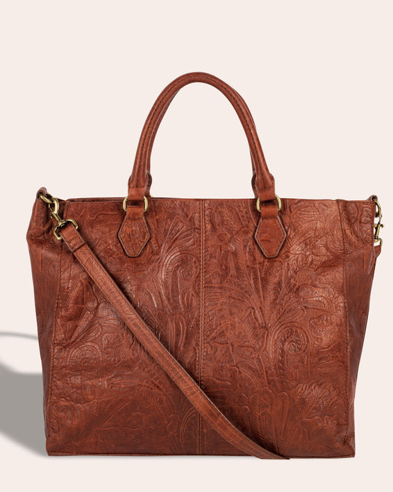 Kelly Tote - back
