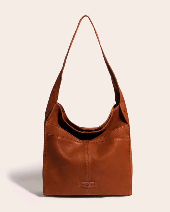 Lincoln Hobo - brandy front