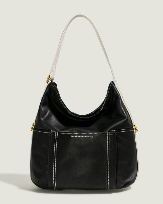 Rowan Hobo - black front
