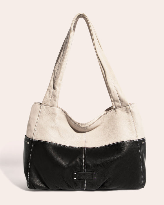 American Leather Co. Virginia Shopper Stone - front