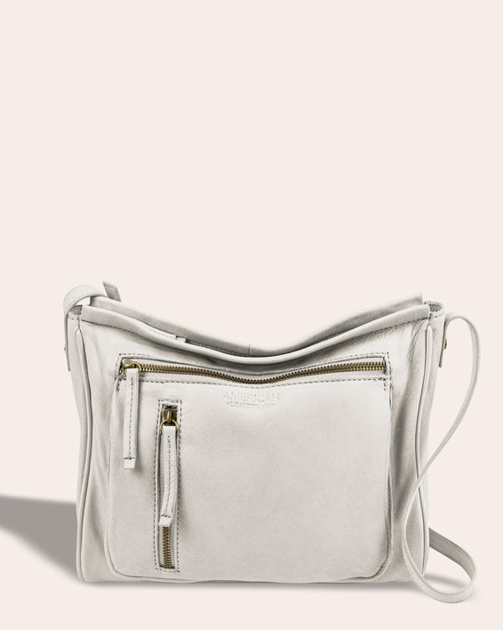 Washington Crossbody - stone front