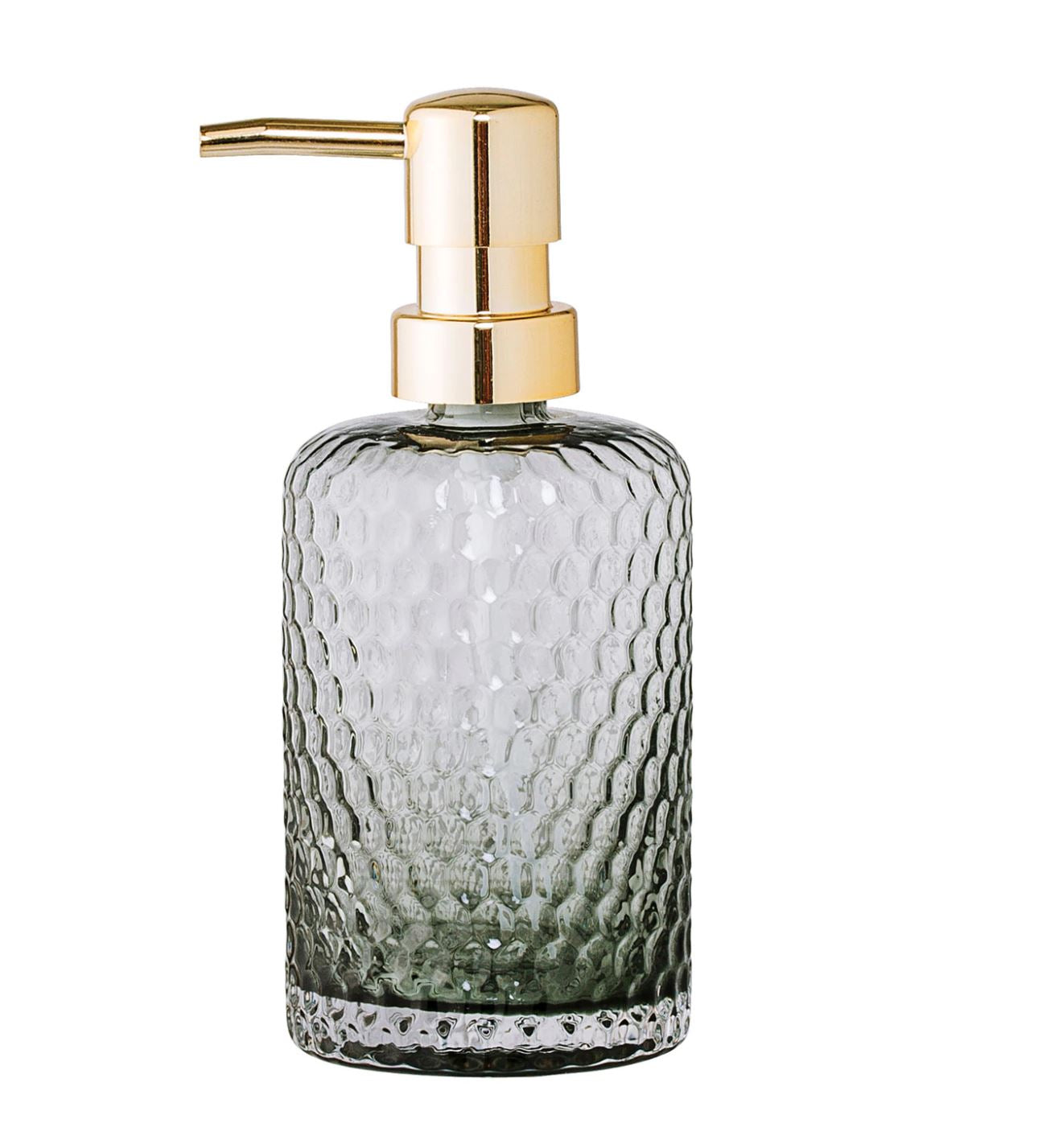Glass Soap Dispenser Bloomingville Bathroom Accessories