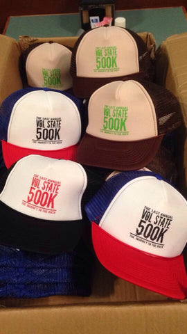 Vol State 500K Trucker Hats