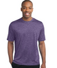 Run It Fast® Men's Purple Heather Tech Shirt