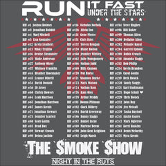 Run It Fast® - RUTS (Run Under the Stars) Limited Edition Women's Event Shirt