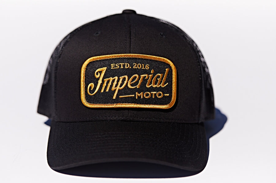 Imperial Moto Trucker - Black