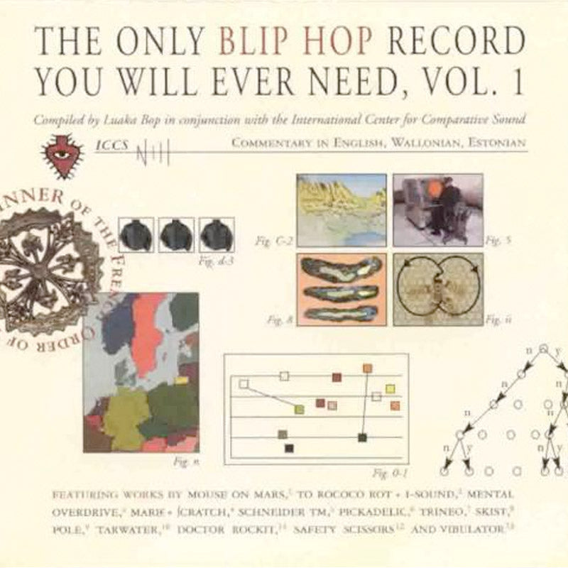 The Only Blip-Hop Record You Will Ever Need