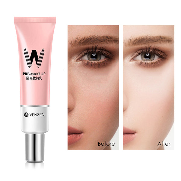 Make Up Hydrating Pink Isolation Makeup Pre-milk Base Concealer Cream